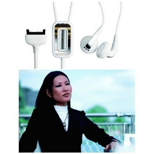 Fashion Stereo Headset White HS-31WH