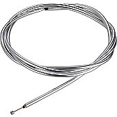 BBB Shiftline Gear Cable Set: Campag Chrome.