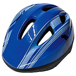 Activequipment Kids' Bike Helmet, Blue