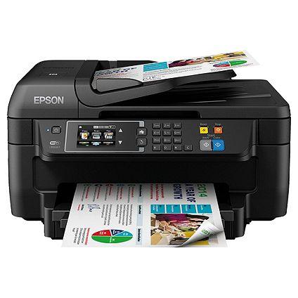 Save £35 on Epson WF2660 plus black ink bundle deal