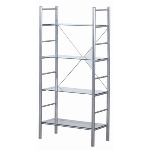 Home Zone Mancha Occasional Four Tier Shelf