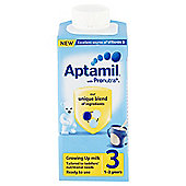 Aptamil Growing Up Milk 1-2Yrs Liquid 1L