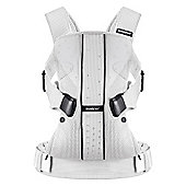 BabyBjorn Baby Carrier One (White Mesh)