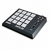 Akai MPD18 Compact USB Pad Controller With 16 Velocity Sensitive Pads