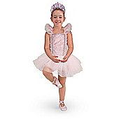 Melissa and Doug Ballerina Dress Up Costume Set