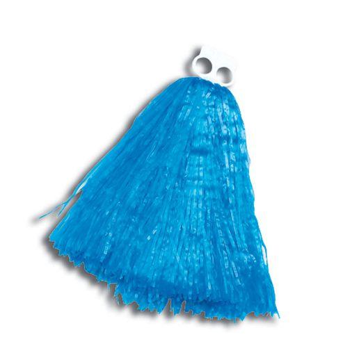 Pom Pom. Small. Blue