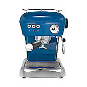 Ascaso Dream versatile coffee machine in Mediterranean Blue