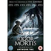 Rigor Mortis - DVD