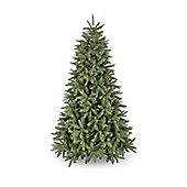 6ft Green Louise Fir Luxury Premium PE Christmas Tree