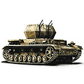 Forces Of Valor German Flakpanzer Iv Wirbelwind 1944 80051 1:32 Diecast Model