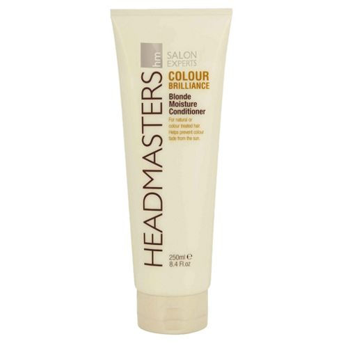 Headmasters Colour Brilliance Blonde Moisture Conditioner 250ml