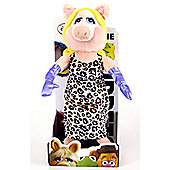 "The Muppets Miss Piggy 10"" Plush"