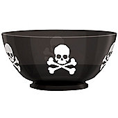 Skull and Crossbones - 35.6cmPunch Bowl 14 inches