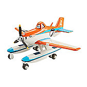 Disney Planes 2 Die Cast Vehicle Pontoon Dusty