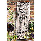 Europa Leisure Solstice Sculptures Tita Fairy Plaque