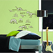 Dinosaur Glow in the Dark Decals