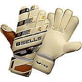 Sells Wrap Pro Breeze Goalkeeper Gloves - White