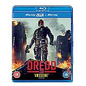 Dredd - Bluray 3D