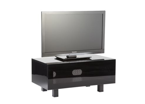 Iconic Gloss Black TV Cabinet For Up To 37 inch TVs