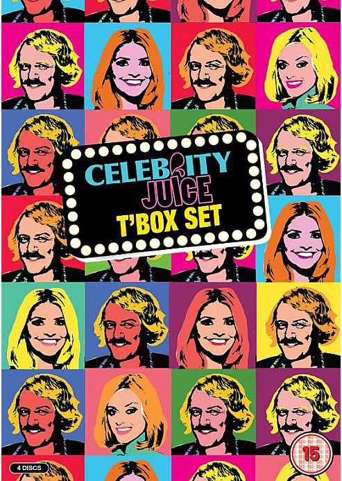 Celebrity Juice 1-3 (DVD Boxset)