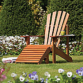 Rowlinson Adiron Wooden Deck Chair