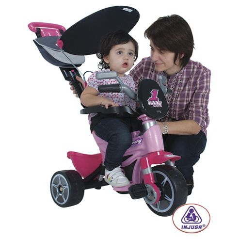 Injusa Body Trike, Pink