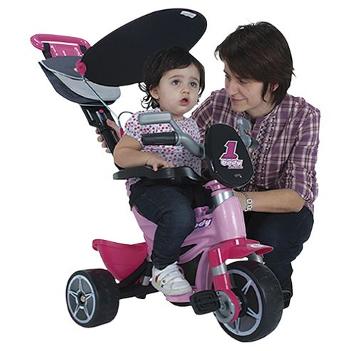 Injusa Body Trike Ride-On, Pink