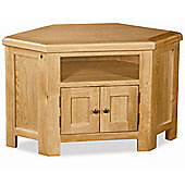 Alterton Furniture Pemberley Corner TV Stand