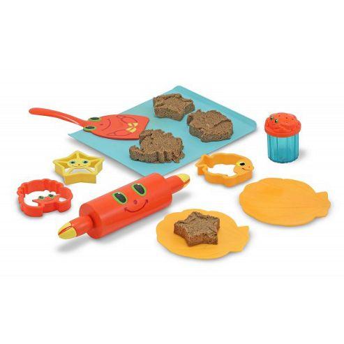 Seaside Sidekicks Sand Cookie Set - Melissa and Doug