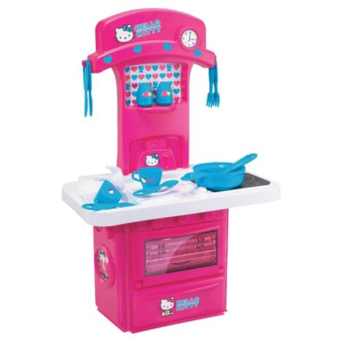 Hello Kitty Mini Electronic Kitchen.