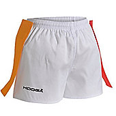 Kooga Tag Rugby Playing Shorts - White - White