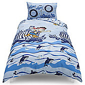 Disney Jake and the Neverland Pirates Single Duvet Set TESCO EXCLUSIVE
