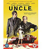 The Man from U.N.C.L.E. DVD
