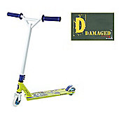 Damaged D-Tox Scooter Lime