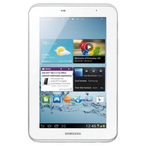 Samsung Galaxy Tab 2 8GB 3G 7 inch White