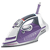 Breville VIN310 Power Steam Iron, 2400W - Purple & White