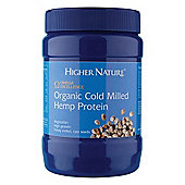 Higher Nature Organic Cold Milled Hemp Protein 250g Powder