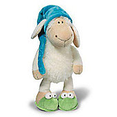 NICI 15cm Jolly Sleepy Sheep