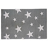 Tesco Star Printed Rug