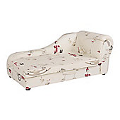 Children's Chaise Longue - Classic Toys