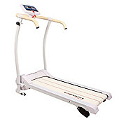 Confidence Power Trac Pro 735W Motorised Electric Treadmill With Incline White