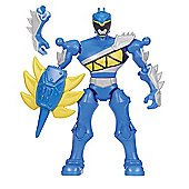 Power Rangers Dino Charge Mixx 'n' Morph Blue Ranger Figure