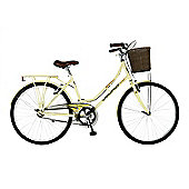 "18"" Viking Westwood Single-Speed Ladies' Bike, Ivory"