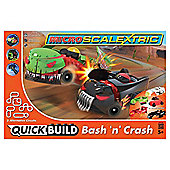 Micro Scalextric Quick Build Bash 'n' Crash