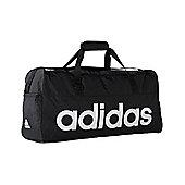 adidas Linear Performance Team Duffel Bag Medium Black