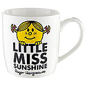 Mr Men Little Miss Sunshine Fine China Single Mug