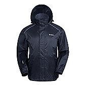 Pakka Mens Waterproof Jacket - Black