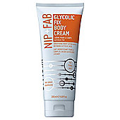 Nip+Fab Hyaluronic Fix Body Cream 200Ml