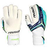 Reusch Re:Ceptor Pro A2 Goalkeeper Gloves - Blue