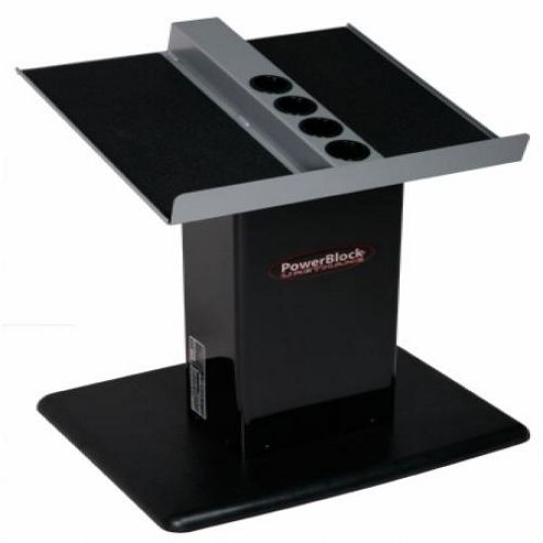 Powerblock Black Column Stand for U50 or U90